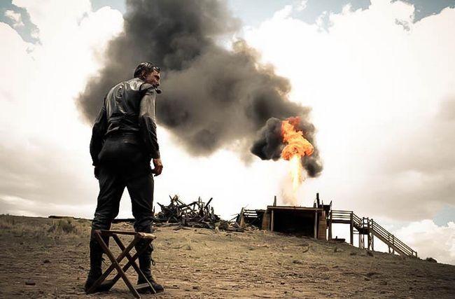 Відгук - рецензія на фільм «Нафта»