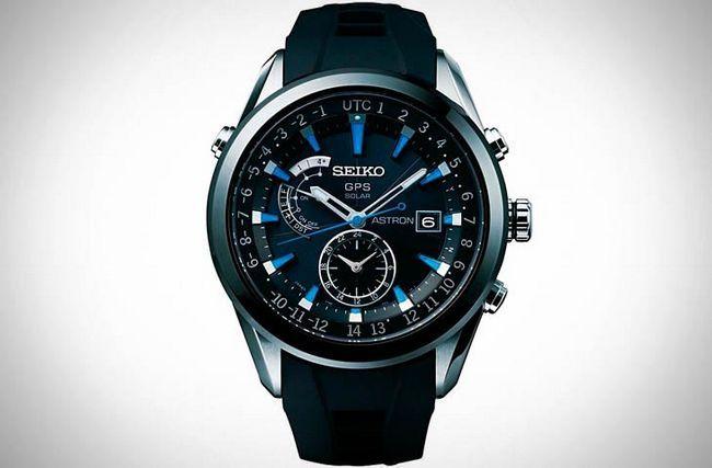 Годинники Seiko Astron GPS Solar