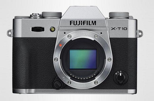 Фотокамера fujifilm x-т10