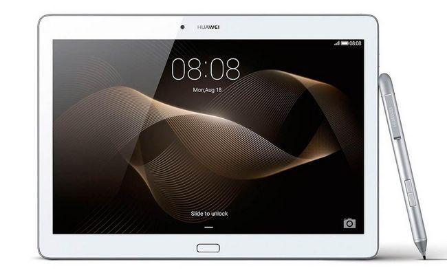 Huawei mediapad m2 - 10-дюймовий планшет з «розумним» дисплеєм