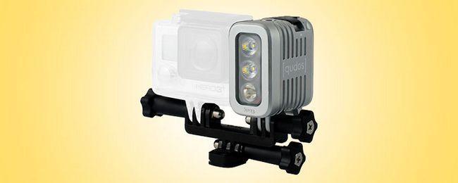 Відео-світло Knog Qudos для GoPro