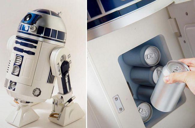 Міні-холодильник r2-d2