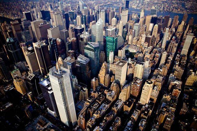 Нью-йорк - місто, де народжуються мрії
