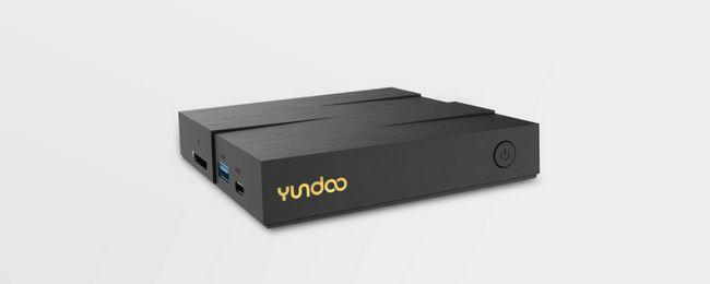 Нова тв приставка yundoo y8 на забутому процесорі