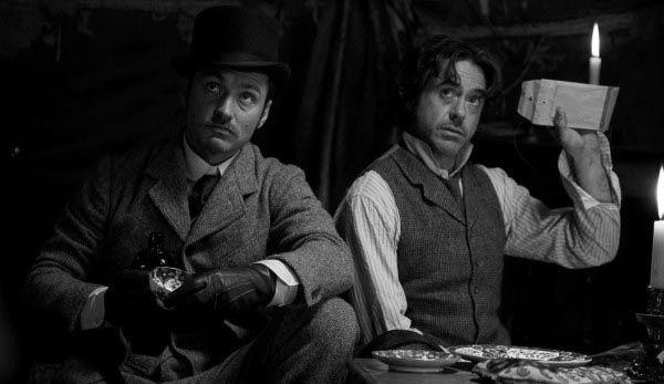 О, як же мені вас не вистачало, холмс!