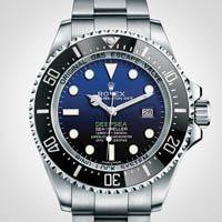 Годинники Rolex Deepsea Sea-Dweller D-Blue Dial