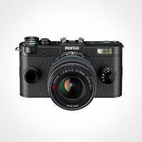 Фотокамера Pentax Q-S1