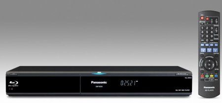 Panasonic: російський анонс bd-плеєра dmp-bd30ee-k