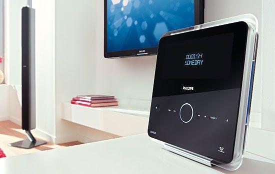 Philips HTS9810: більше звукових каналів