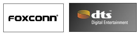 Плати foxconn отримають підтримку dts surroundsensation і dts connect