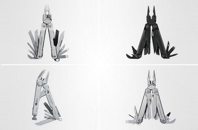 Силові мультитули leatherman як прекрасна альтернатива наборам інструментів