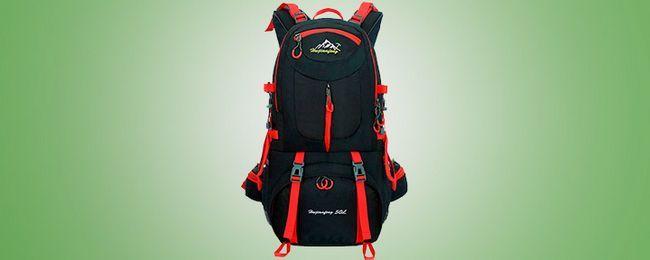 Водонепроникний рюкзак wetrip: коли красиво і зручно
