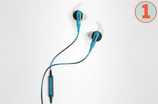 Топ 5: найкращі навушники для тренування