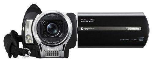 Toshiba виходить на ринок цифрових hd-відеокамер